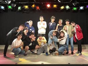 芸バラ卒公2019(笑バラ)