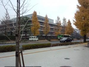 国会図書館外観