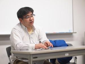 川﨑拓也氏