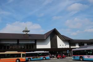 写真①鎌倉駅