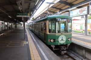 写真⑥江ノ電鎌倉駅