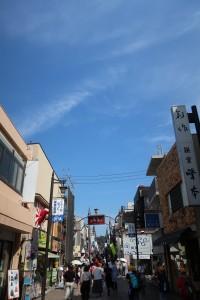 写真⑧小町通り