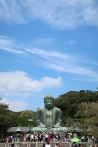 写真⑪鎌倉大仏