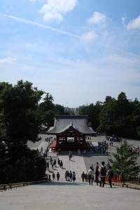 写真⑩鶴岡八幡宮②