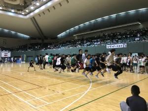 大縄跳び (2)